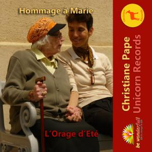 Entspannungsmusik Hommage a Marie L'Orage de l'Eté